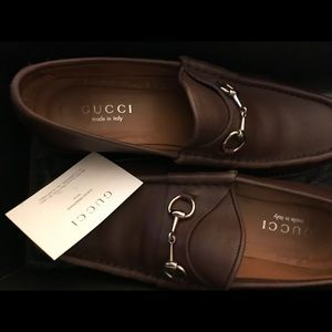 100% authentic Gucci flats